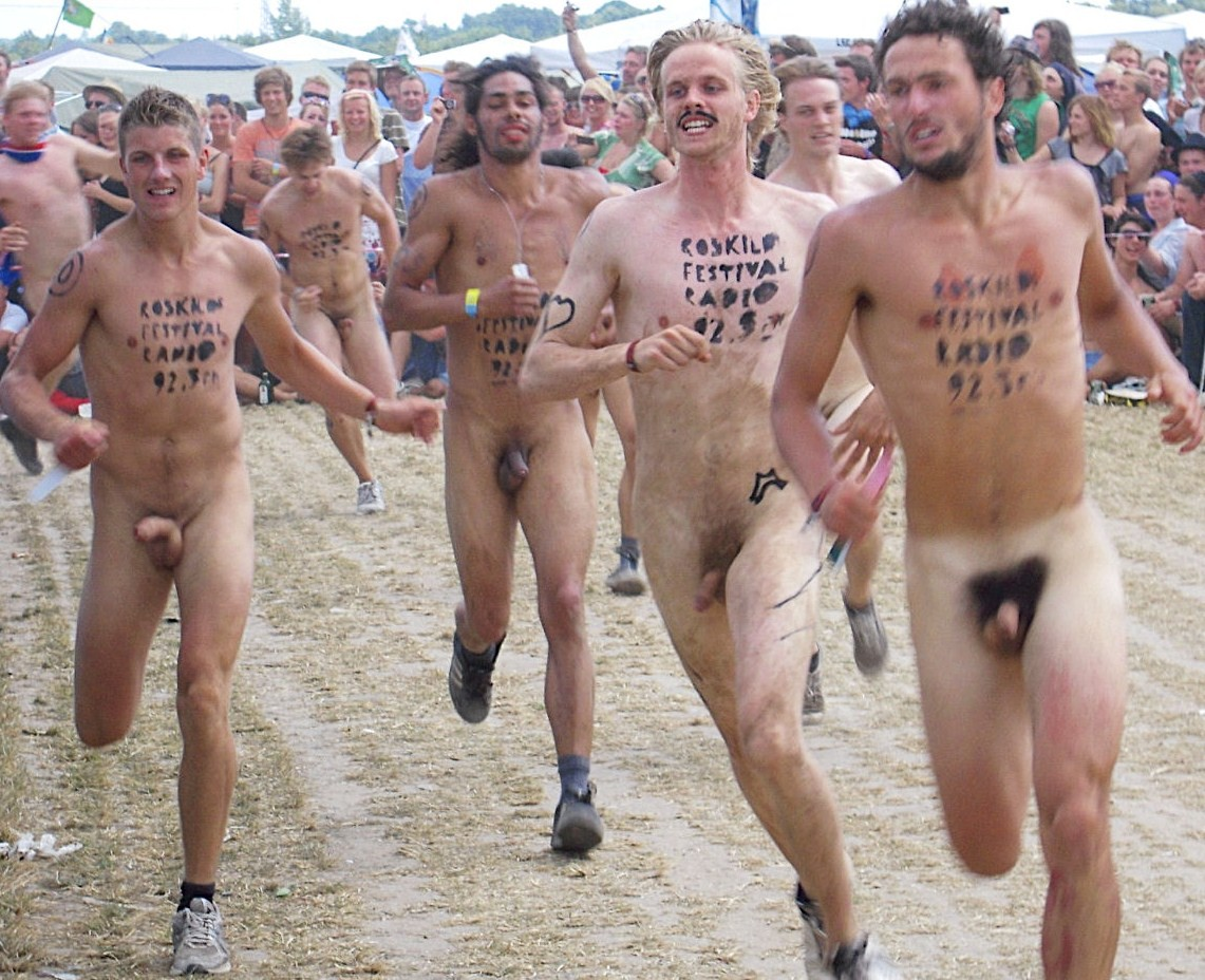Naked Male Runners 44