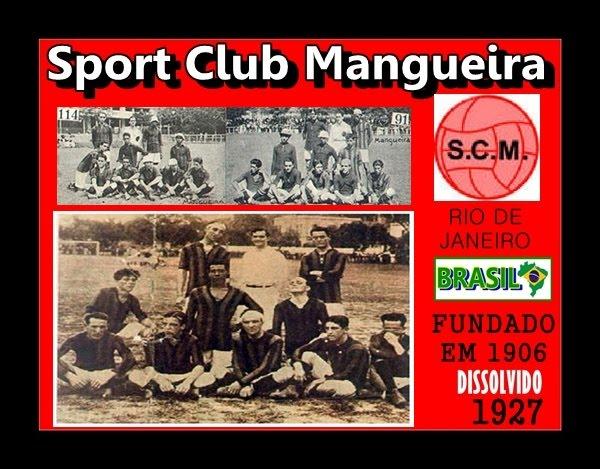 Resultado de imagem para Sport Club Mangueira 1906