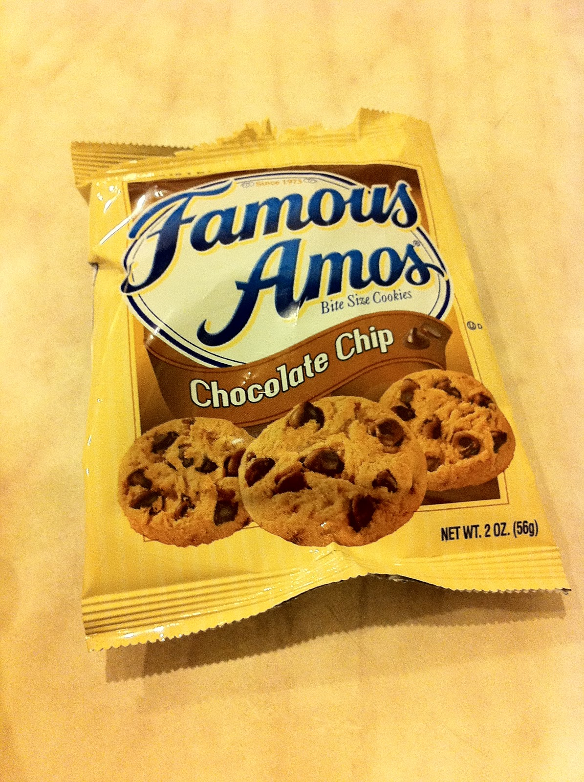 Famous Amos Cookie Recipe Oatmeal