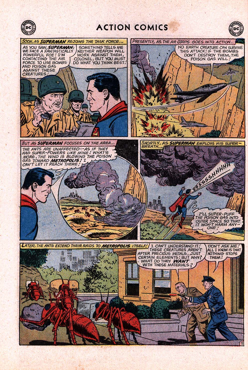 Read online Action Comics (1938) comic -  Issue #296 - 10