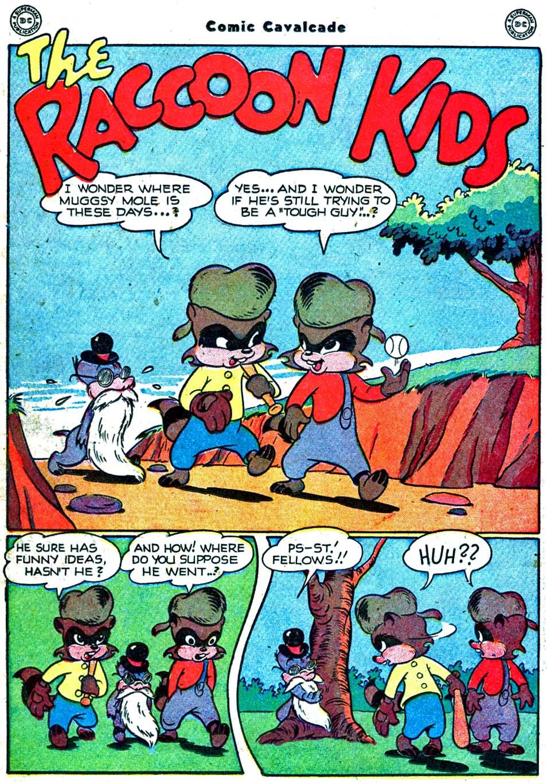 Comic Cavalcade issue 32 - Page 20