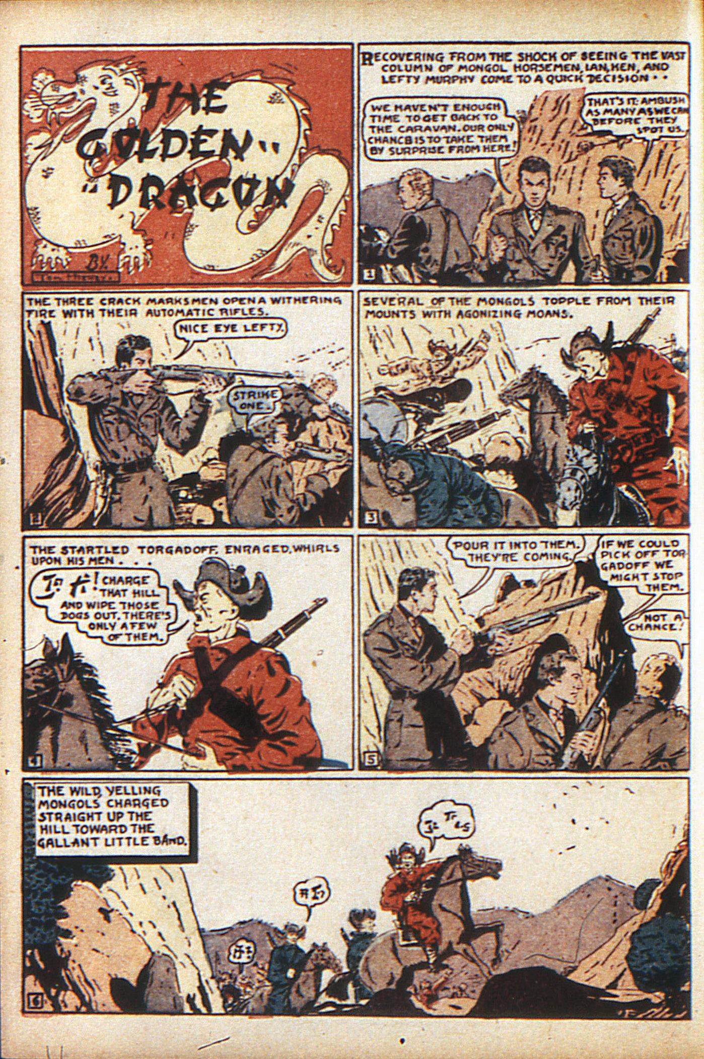 Read online Adventure Comics (1938) comic -  Issue #10 - 43