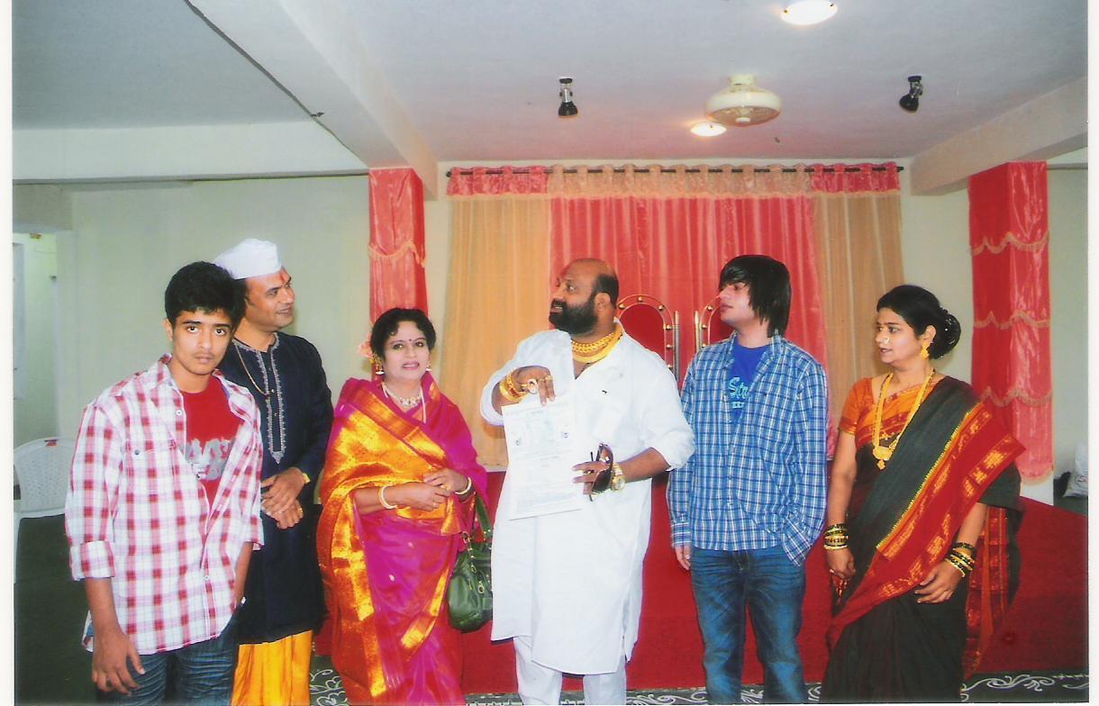 picture Usha Chavan