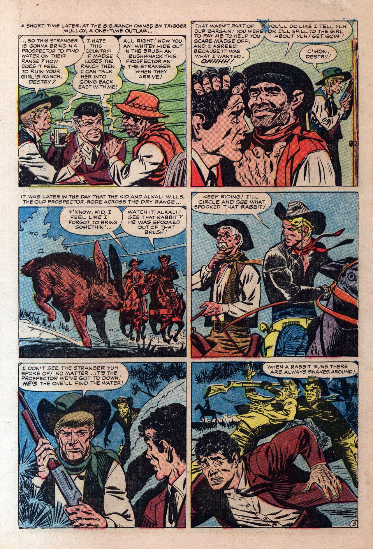 Read online Two-Gun Kid comic -  Issue #30 - 30