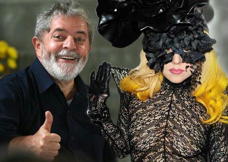 Memes de Lula sendo salvo por divas pop viralizaram pelas redes sociais. (Foto: Reprodução / Twitter)