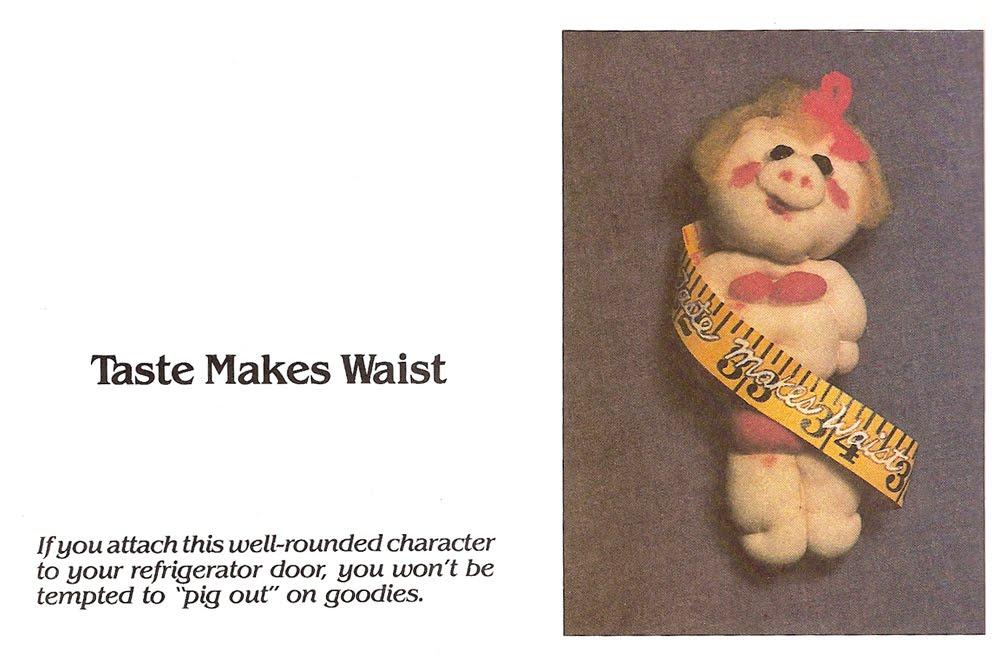 Great Pantyhose Crafts Book 58