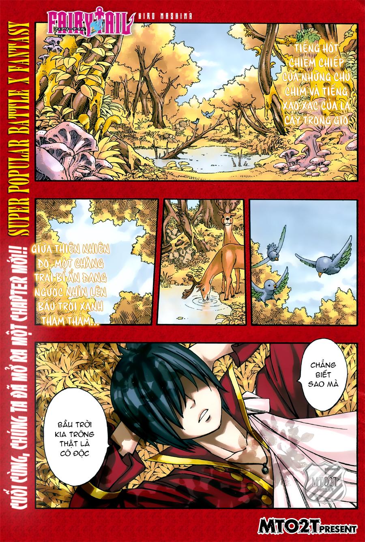 Fairy Tail chap 200 trang 3