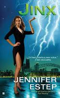 Guest Review: Jinx by Jennifer Estep