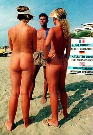 nude school