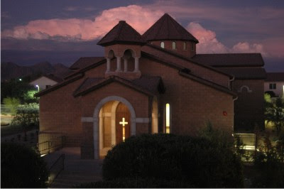 All About Armenian Churches: Saint Apkar Armenian Apostolic Church