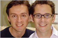 Andrew Lippa and David Bloch