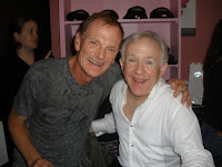 Leslie Jordan with Eddie Reynolds