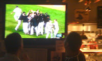 The Giants Win the World Series