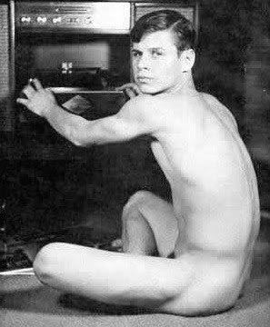 Naked vintage music appreciation