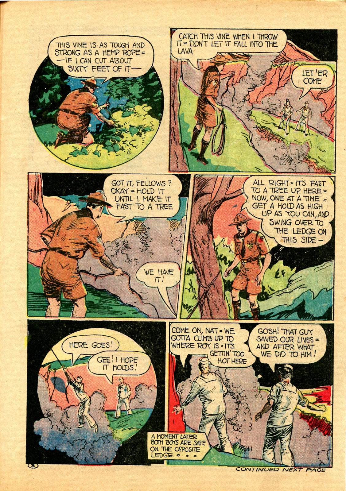 Read online Famous Funnies comic -  Issue #102 - 53