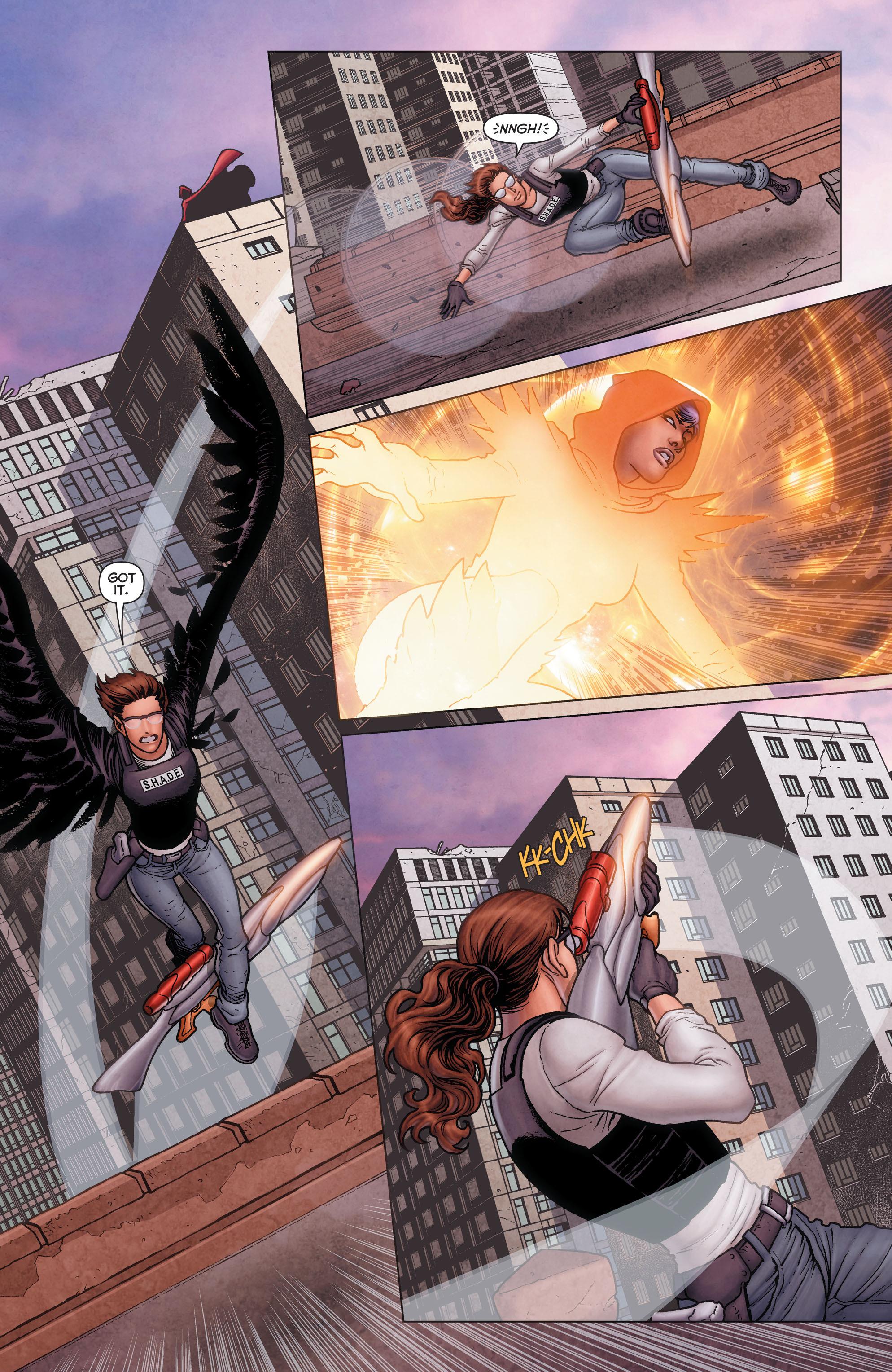 Read online Trinity of Sin: Pandora comic -  Issue #11 - 13