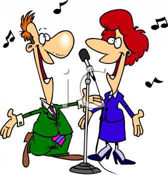 Mr Jones Here and there: Sing and be happy! Karoke