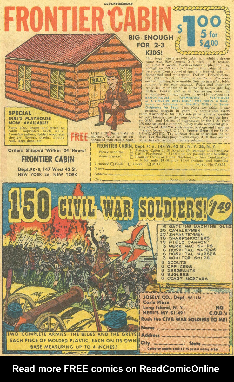 Read online All-Star Western (1951) comic -  Issue #114 - 34