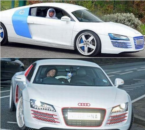 EMM (pronounced EdoubleM): Custom-made Audi R8 For Sale