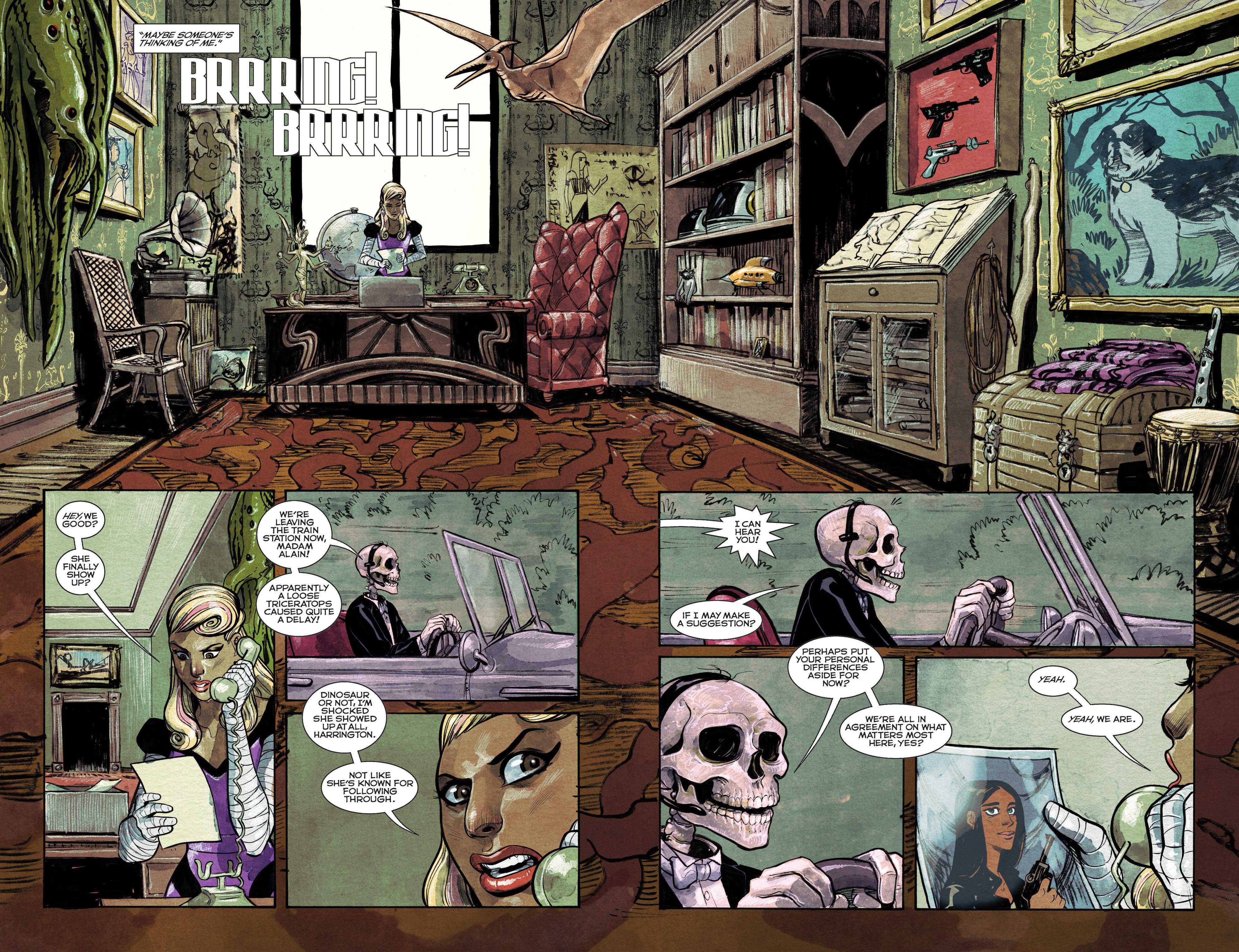 Read online Shutter comic -  Issue #13 - 8