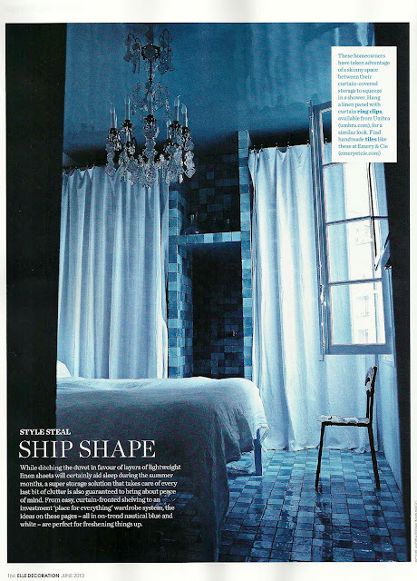 Magazine Review Elle Decoration June 2010 Bright