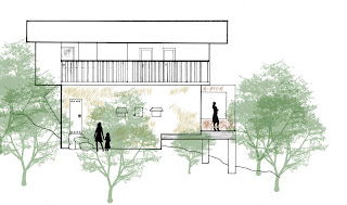 Can Learn More About How I Made This On The Design Memory Craft Blog New Home Ideas- Design of Memory House amongst Nature Line