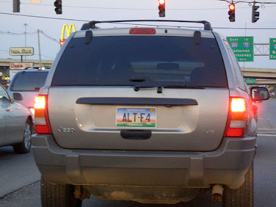 Unusual License Plates (27) 22