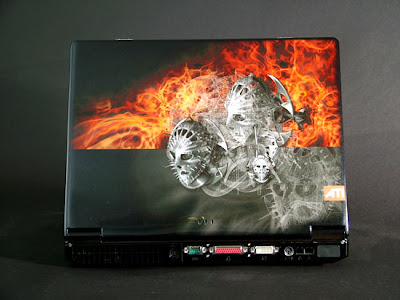 Painted Laptops (11) 6