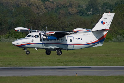 Air transportation for the President of the Czech Republic (4) 3