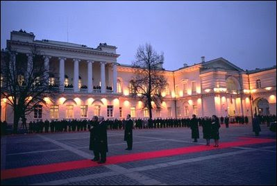 Presidential Palace, Vilnius in Lithuania (6) 1