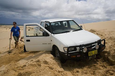 Vehicles in sand (5) 1
