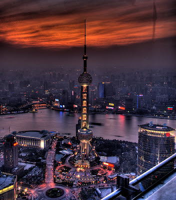 The End Of The World on Pearl Tower