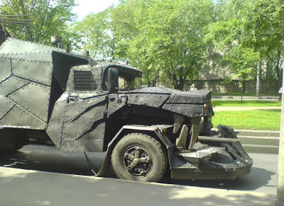 Interesting Vehicles From Russia (15) 15
