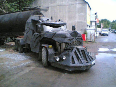 Interesting Vehicles From Russia (15) 16