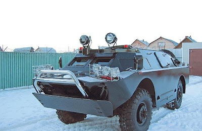 Interesting Vehicles From Russia (15) 8