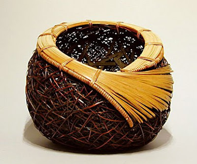 Japanese Bamboo Art (14) 8
