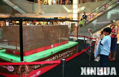 world's largest chocolate bar (2) 2