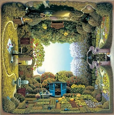 Fictional Surreal Art By Jacek Yerka (11) 2
