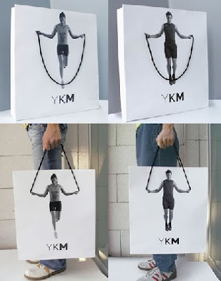 Interesting  Shopping Bags
