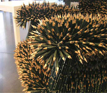 Cool and Creative Pencil Furniture (9) 1