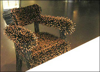 Cool and Creative Pencil Furniture (9) 2