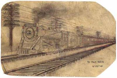 Steam+Train+With+Coal+Car.