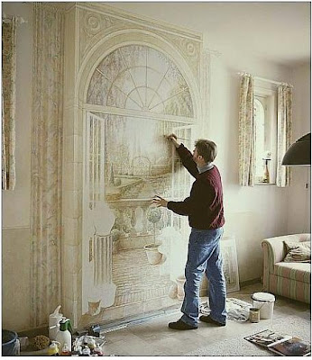 Amazing 3D Wall Paintings 1