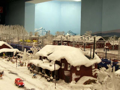 World's Biggest Railway Model (24) 16