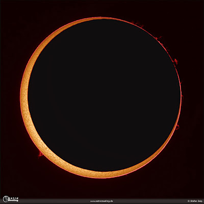 Solar Eclipse Images 11