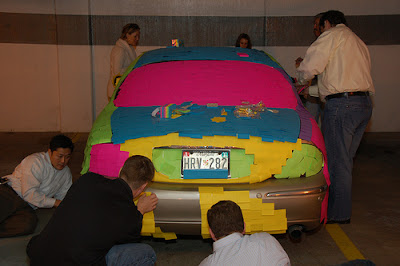 Post-It Note Jaguar 11