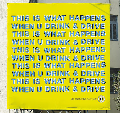 21 Creative and Clever Don't Drink and Drive Advertisements (21) 20