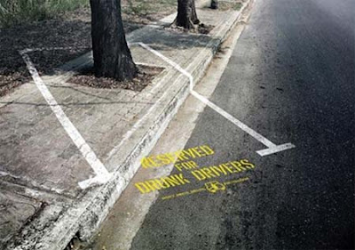 21 Creative and Clever Don't Drink and Drive Advertisements (21) 18