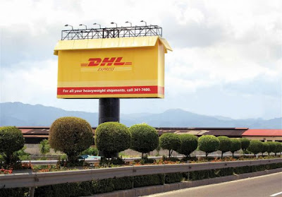 Creative DHL's Advertising (21) 8