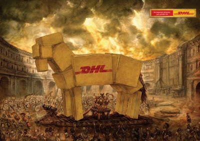 Creative DHL's Advertising (21) 14